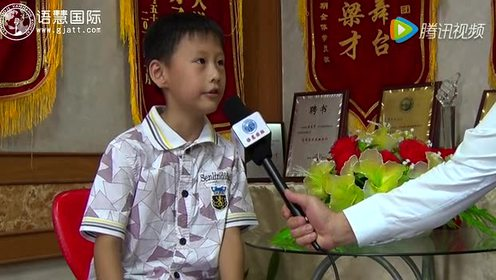 重庆十佳小导游 王笠阳专访